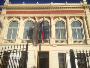Centre Universitaire Méditerranéen (Source: Bouygues)