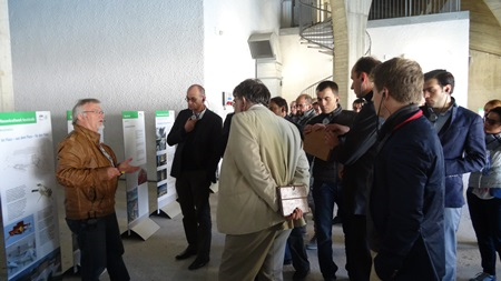 Guided tour of the powerplant Keselstrasse in Kempten