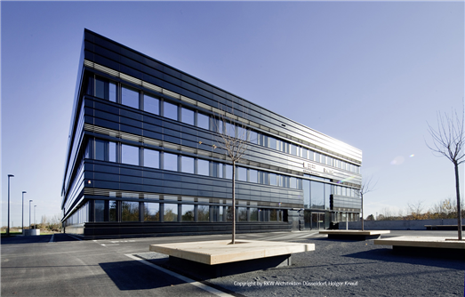 E.ON Energy Research Center (Soource: RKW Architekten Düsseldorf, Holger Knauf)